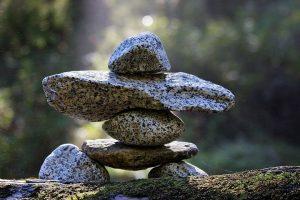 équilibre sérénité paix